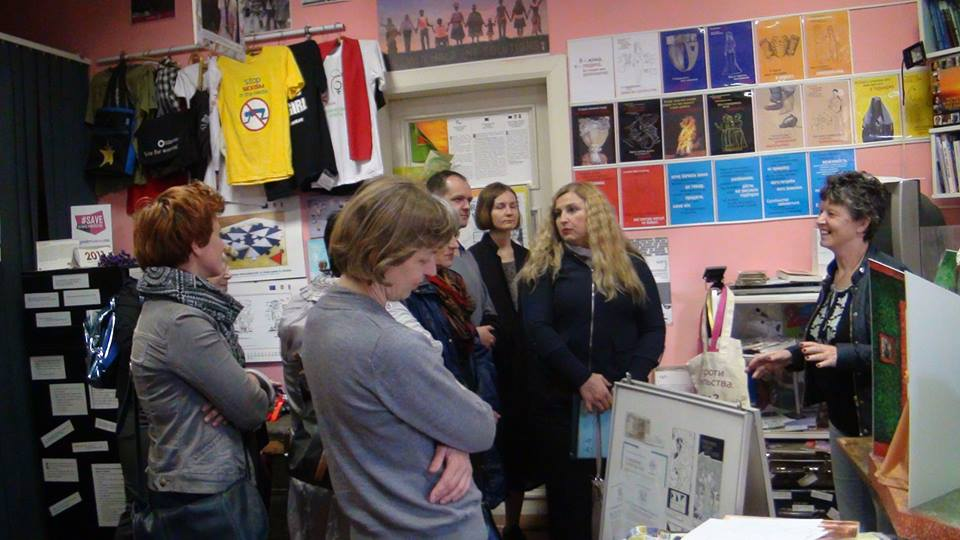 Міжнародний день музеїв та Ніч у Gendermuseum